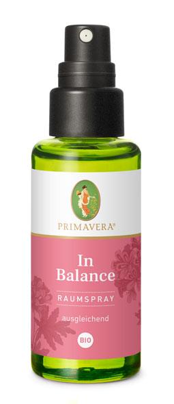 PRIMAVERA® In Balance Raumspray bio - 50ml