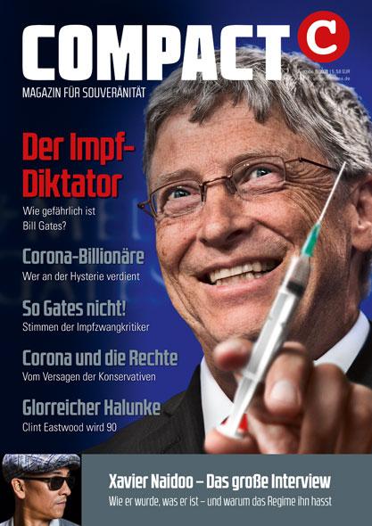 Compact-Magazin Ausgabe Juni 2020