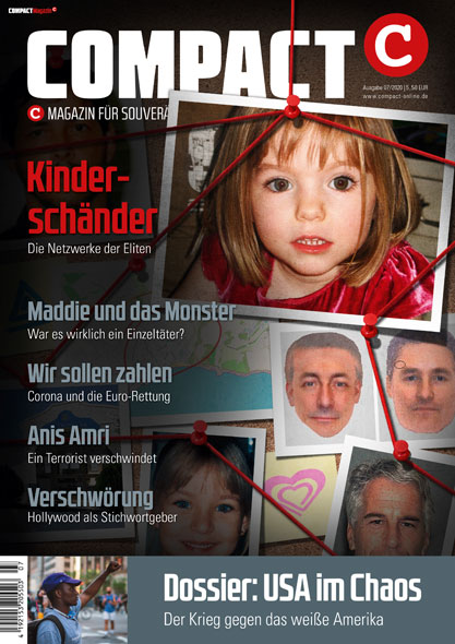 Compact-Magazin Ausgabe Juli 2020