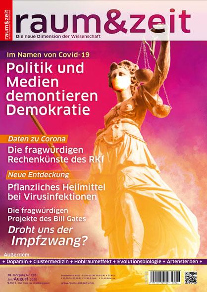Raum & Zeit Nr. 226 - Ausgabe Juli/August 2020