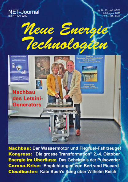NET-Journal Ausgabe Juli/August 2020