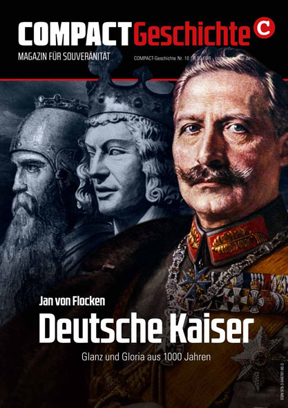 Compact Geschichte Nr. 10: Deutsche Kaiser