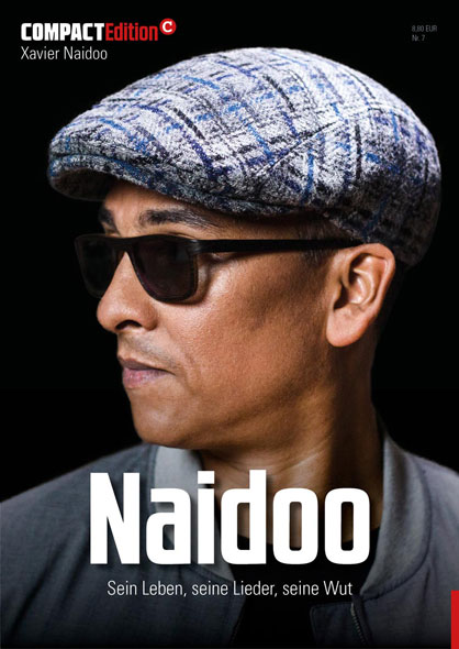 Compact Edition Ausgabe 7: Naidoo