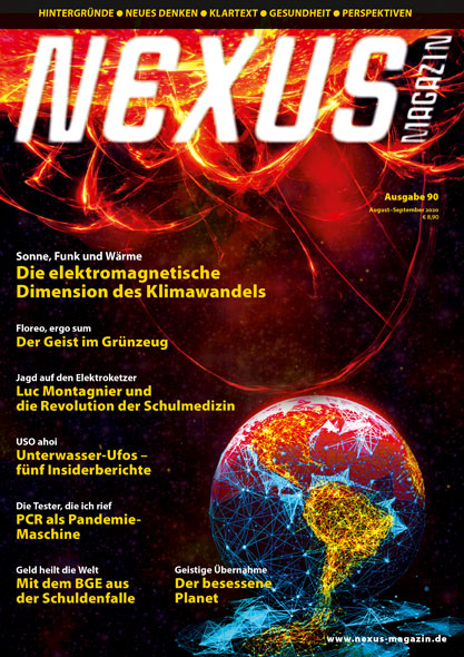 Nexus-Magazin Ausgabe 90 August/September 2020