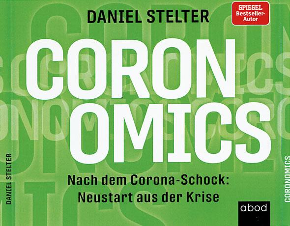 Coronomics - Hörbuch