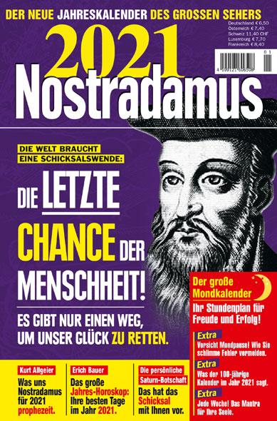 Nostradamus 2021