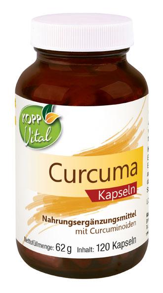 Kopp Vital Curcuma Kapseln
