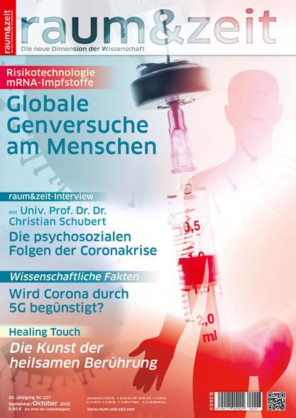 Raum & Zeit Nr. 227 - Ausgabe Sept./Okt. 2020