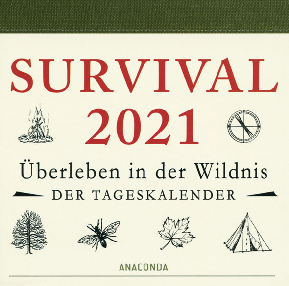 Survival Kalender 2021