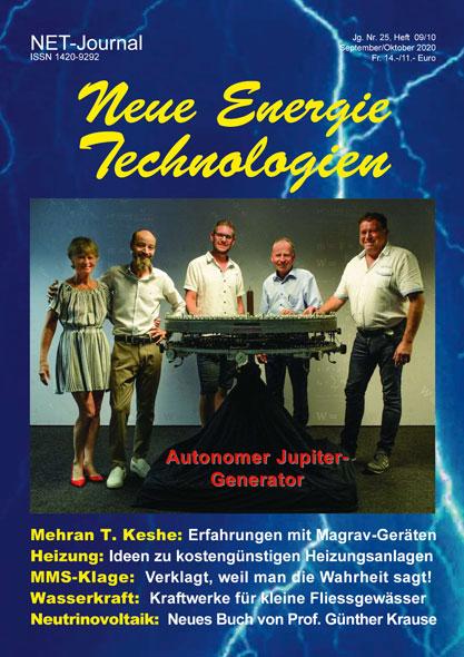 NET-Journal Ausgabe September/Oktober 2020