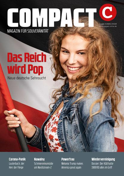 Compact-Magazin Ausgabe Oktober 2020