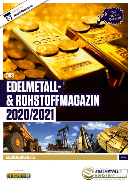 Das Edelmetall- und Rohstoffmagazin 2020/2021