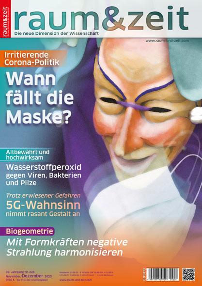 Raum & Zeit Nr. 228 - AusgabeNovember/Dezember 2020
