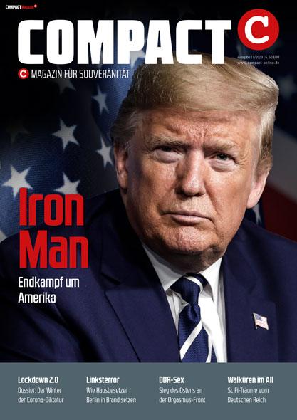Compact-Magazin Ausgabe November 2020