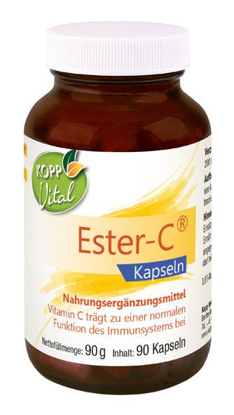 Kopp Vital Ester-C ®  Kapseln