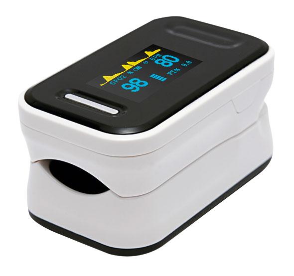 Puls-Oximeter - weiß