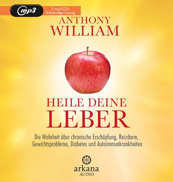 Heile deine Leber - Hörbuch