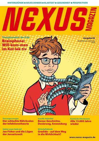 Nexus-Magazin Ausgabe 92 Dezember 2020/Januar 2021