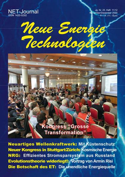 NET-Journal Ausgabe November/Dezember 2020