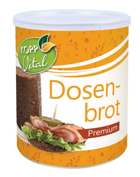 Kopp Vital Dosenbrot Premium
