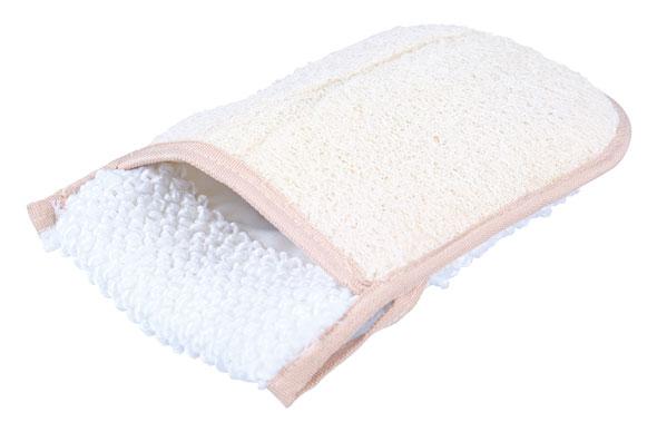 unicorn® Luffa-Handschuh