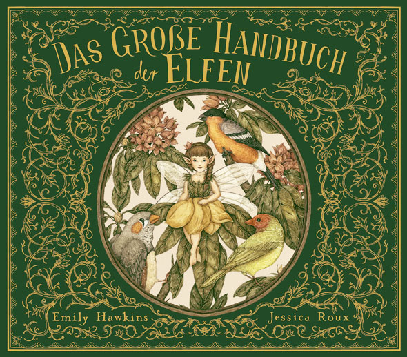 Das große Handbuch der Elfen