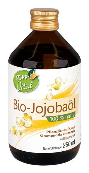 Kopp Vital Bio-Jojobaöl