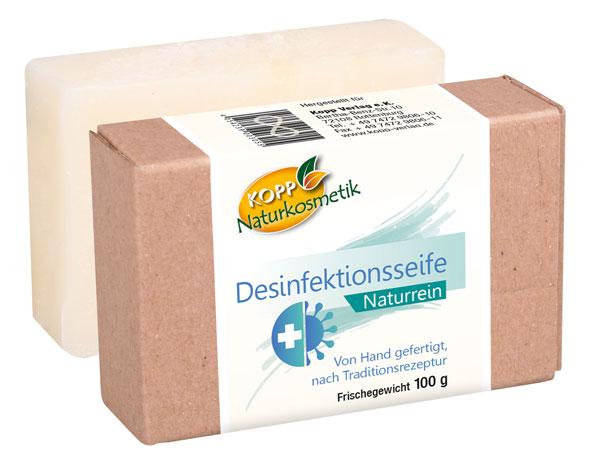 Kopp Naturkosmetik Desinfektionsseife