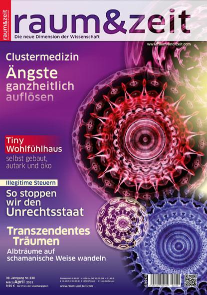Raum & Zeit Nr. 230 Ausgabe März/April 2021