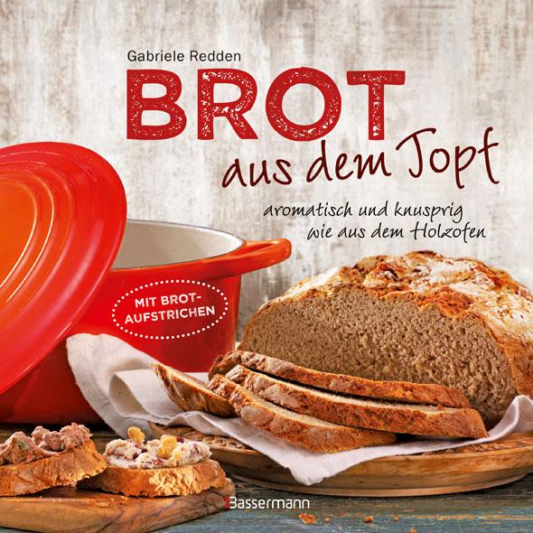 Brot aus dem Topf