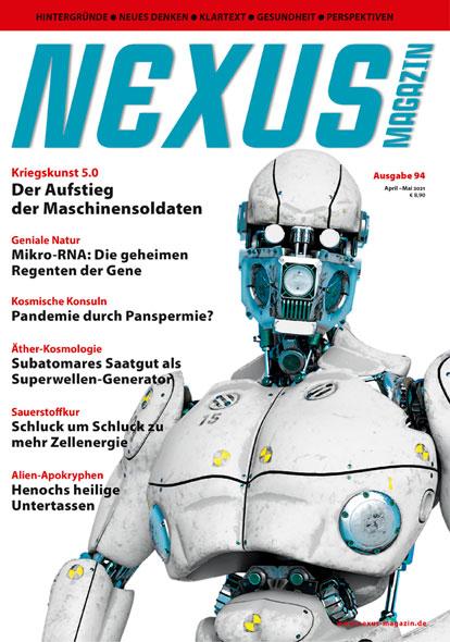 Nexus Magazin Ausgabe 94 April/Mai 2021