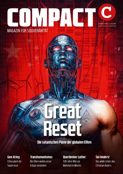 Compact-Magazin Ausgabe April 2021