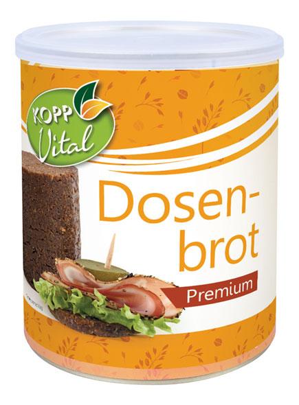 Kopp Dosenbrot PREMIUM (einzelne Dose)