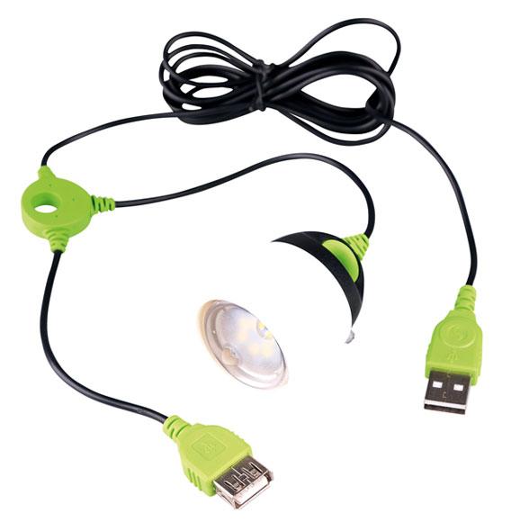 Mini-USB-Lampe