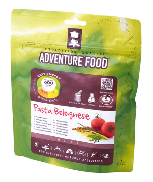 Adventure Food ® Pasta Bolognese