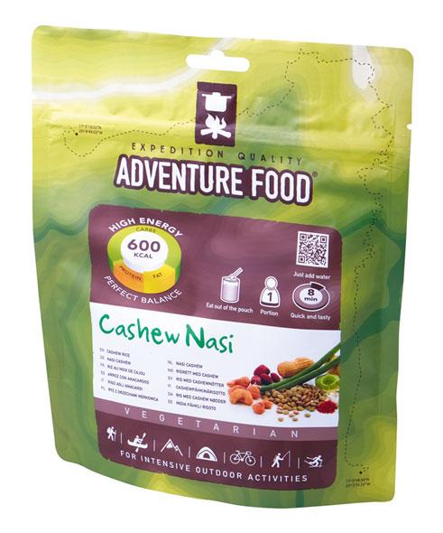Adventure Food ® Reis mit Cashewnüssen