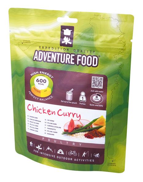 Adventure Food ® Huhn in Curryrahm