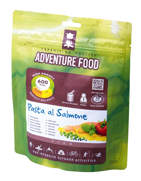 Adventure Food ® Pasta mit Lachs