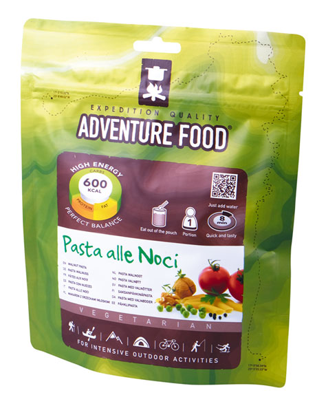Adventure Food ® Pasta Walnuss