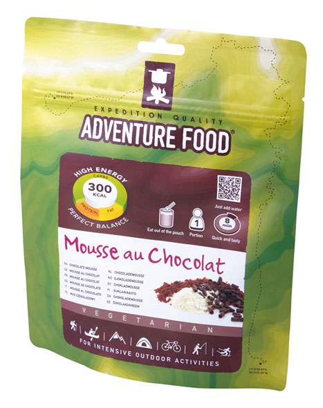 Adventure Food ® Mousse au Chocolat