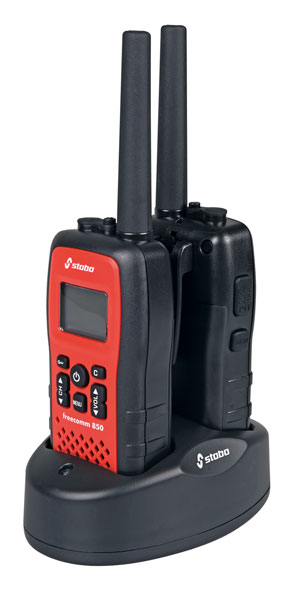 Funkgerät Stabo FC 850 2er-Set