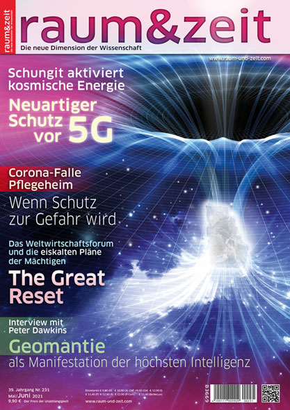 Raum & Zeit Ausgabe Nr. 231 Mai/Juni 2021