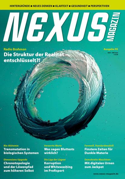 Nexus Magazin Ausgabe 95 Juni/Juli 2021
