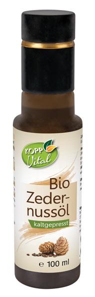 Kopp Vital Bio-Zedernussöl
