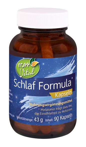 Kopp Vital Schlaf Formula Kapseln
