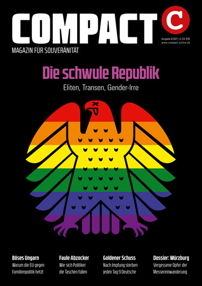 Compact-Magazin Ausgabe August 2021