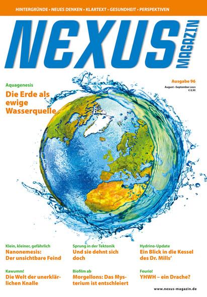 Nexus-Magazin Ausgabe 96 August/September 2021
