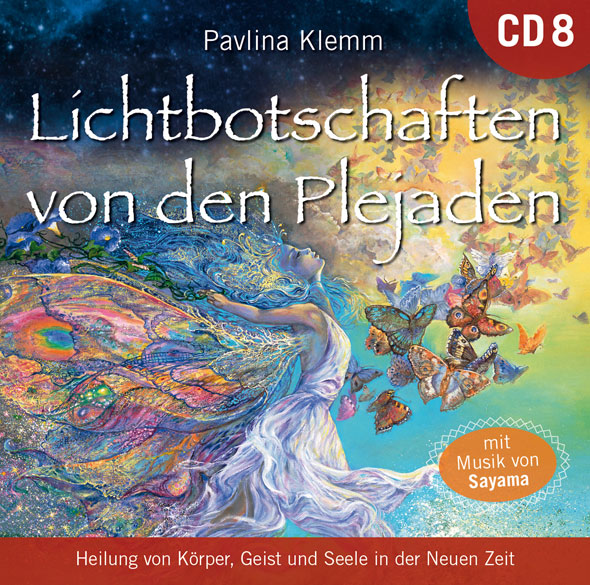 Lichtbotschaften von den Plejaden CD 8