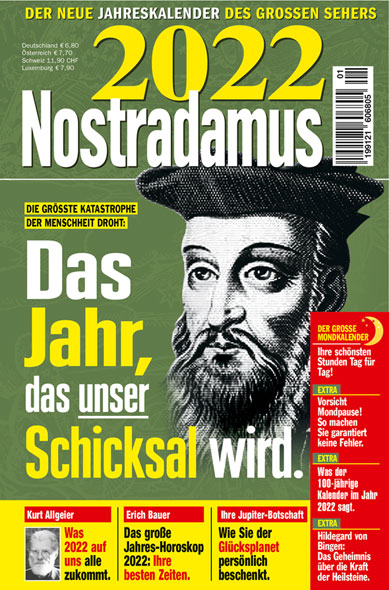 Nostradamus 2022