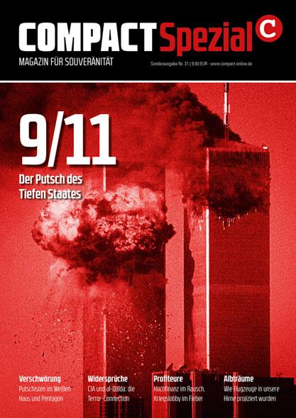 Compact Spezial: 9/11 - Der Putsch des Tiefen Staates